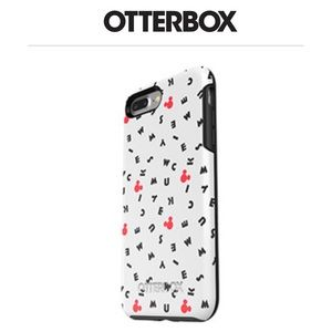 OtterBox iPhone 8plus/7plus Disney phone case